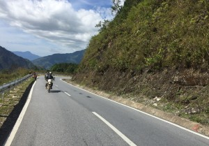 Road to Mai Chau