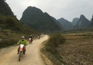 motorcycle North Vietnam
